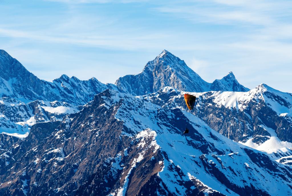 Offrir un vol en Parapente au Col du Tourmalet en bon cadeau