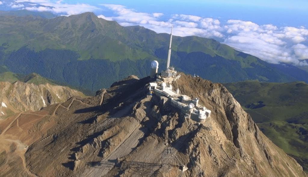 Offrir un vol en Parapente au Pic du Midi de Bigorre en bon cadeau